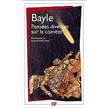 Pensées diverses sur la comète (GF t. 1339) (French Edition)