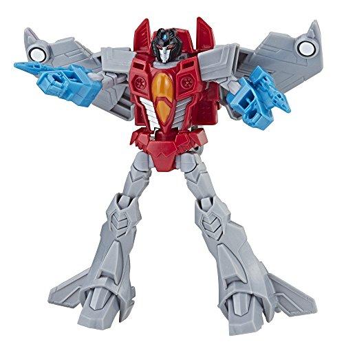 Transformers Cyberverse Warrior Class Starscream ()
