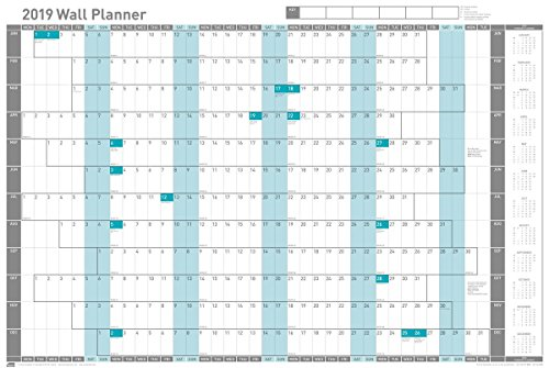 Wall Planner 915x610mm(Mounted)