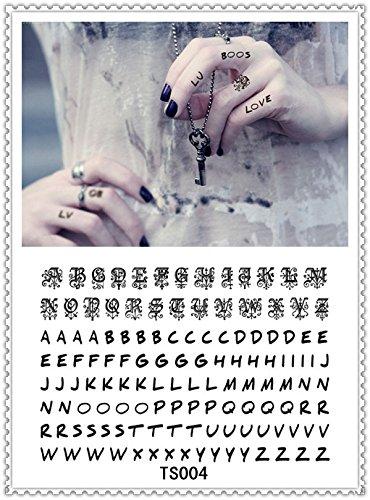 Autocollants tatouage temporaire