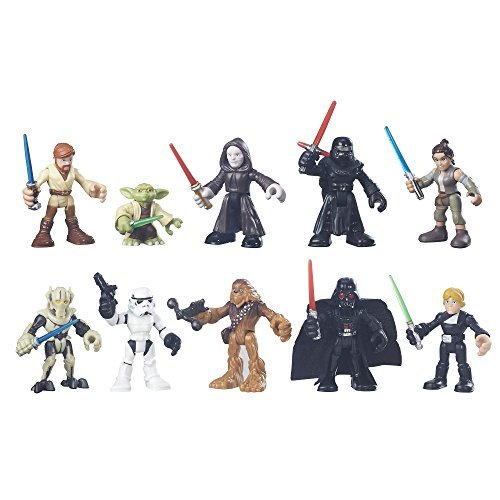 Star Wars Galactic Heroes Galactic Rivals Action Figure by Star Wars (Image #3)