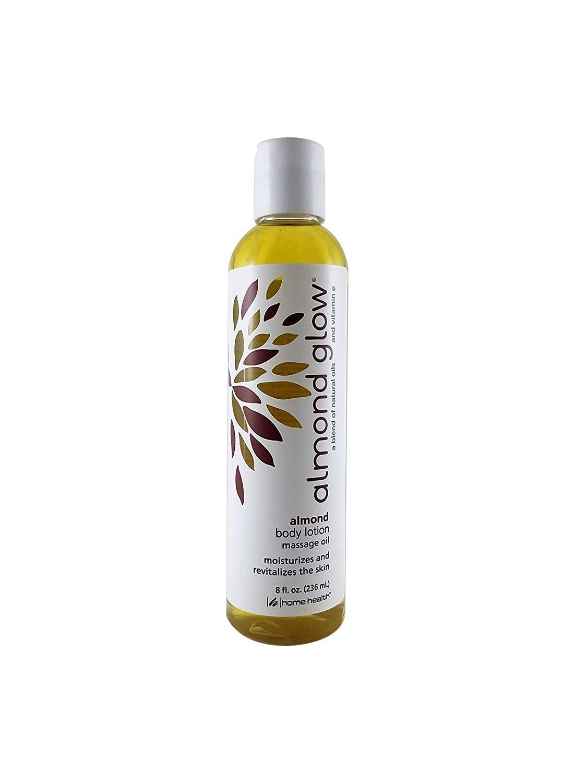 Home Health Almond Glow Body Lotion, Almond, 8 Fluid Ounce