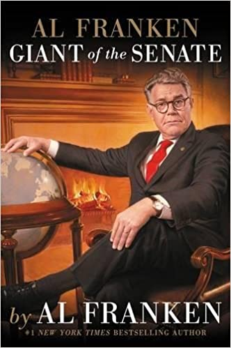 Image result for al franken giant of the senate amazon