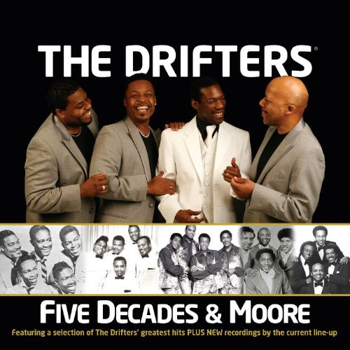 The Drifters - Five Decades & Moore (Digital Version) - Zortam Music
