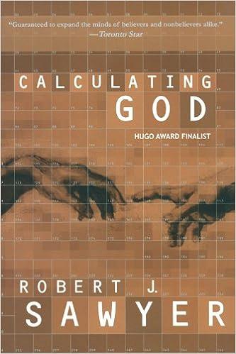 A Novel Calculating God