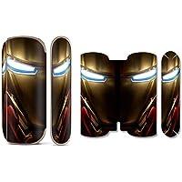 Gooder Skin Sticker for IQOS 3.0 Iron Man Anti Slip Skin Sticker Scratch Resistant Cover for IQOS