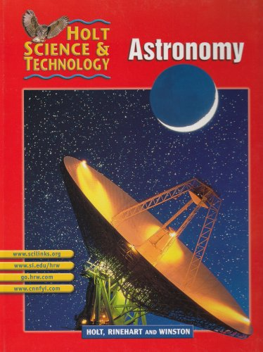 Astronomy (Holt Science & Technology, Short Course J)