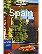 Lonely Planet Spain 12 12th Ed.: 12th Edition