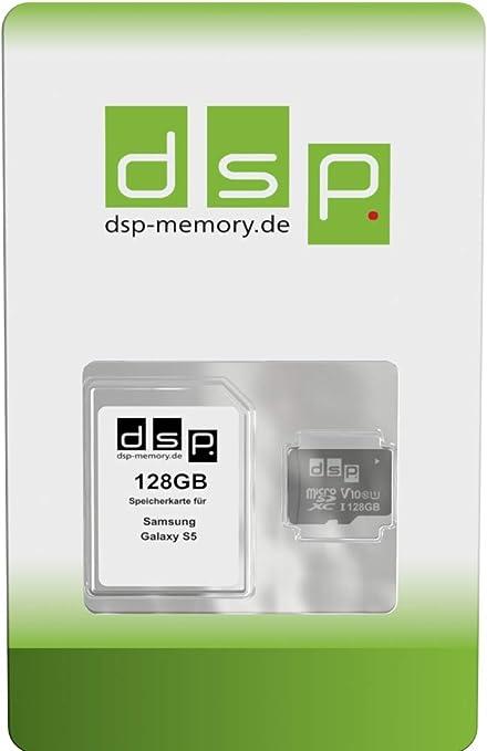 Dsp Memory 128gb Speicherkarte Für Samsung Galaxy S5 Computer Zubehör