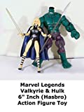 Review: Marvel Legends Valkyrie & Hulk 6