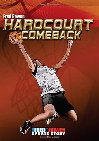 book cover of Hardcourt Comeback