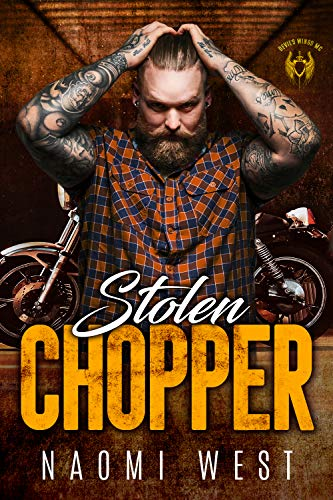 Stolen Chopper: A Motorcycle Club Romance (Devil's Wings MC) (Rebel Biker Nomads Book 3) ()