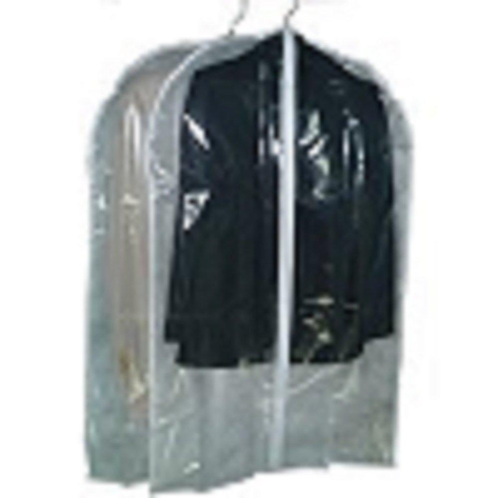 Homebasix 05000917 Suit/Dress Protector, 2-Pack