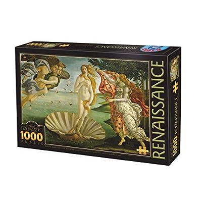 D Toys Puzzle 1000 Pcs 66954 Rn04 Uni