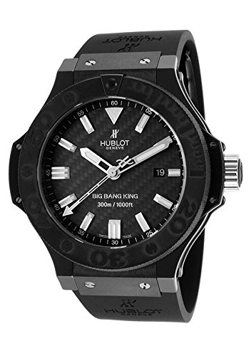 Hublot Big Bang King Carbon Fiber Mens Watch 322CM1770RX