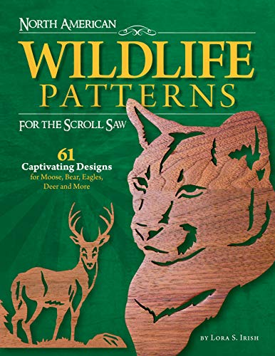 North American Wildlife Patterns for the