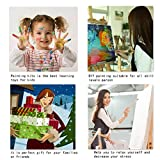 DIY Painting by Numbers for Adults, Paint by Number Kit On Canvas for Beginners, New Painters, Gift Package from SEASON