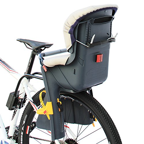 CyclingDeal Bicycle Kids child Rear Baby Seat bike Carrier USA Standard With Adjustable Seat Rest Height by CyclingDeal (Image #3)
