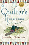Front cover for the book The Quilter's Homecoming by Jennifer Chiaverini