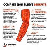 B-Driven Sports - Compresssion Sleeves For Boys