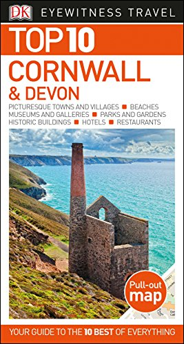Top 10 Cornwall & Devon (Eyewitness Top 10 Travel Guide)