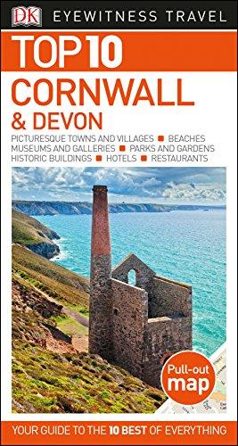 Top 10 Cornwall and Devon (Eyewitness Top 10 Travel Guide)