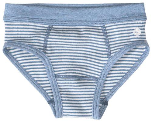 Sanetta Slip m.Motiv FR-RI 330803 Jungen Unterwäsche/ Slips, Gr.104, Blau(5304 )