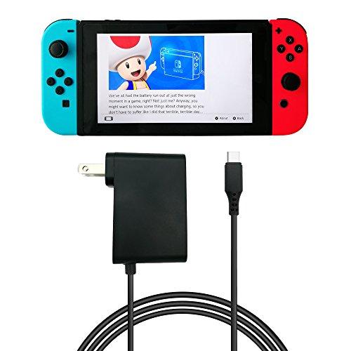 Nintendo Switch AC Adapter - 6.5FT