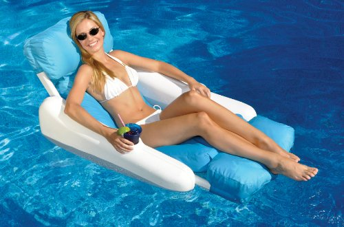 (Swimline Sunsoft Sunchaser Lounger Seat)