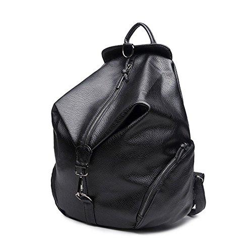 20 Bag Black Trekking Liter Backpack Schoolbag Traveling wqf14P