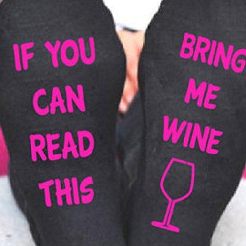 Winter Sokken, Eg Mijn Schattige Mode Sokken Creatieve Vrouwen En Heren Brief Knotsokken 502