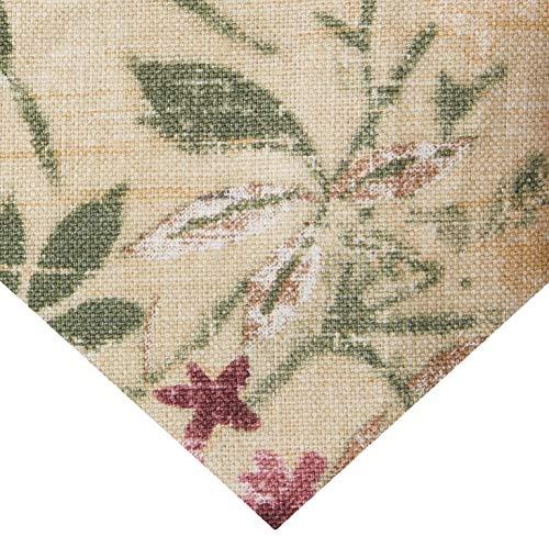 P Kaufmann Lisette 100% Linen Vintage Fabric by The Yard (100% Linen Upholstery Fabric)