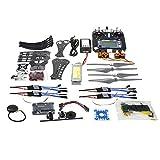 QWinOut DIY RC Drone Quadrocopter X4M360L Frame Kit:GPS + APM 2.8 Flight Control + Brushless Motor + Brushless ESC + Lipo Battery