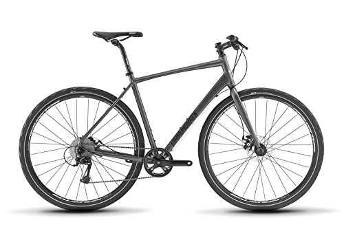 Diamondback Bicycles Haanjo 1 Gravel Adventure Road Bike, Silver,...
