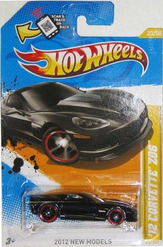 Hot Wheels 2012 New Models Chevrolet Chevy Corvette Z06 ZO6 ()