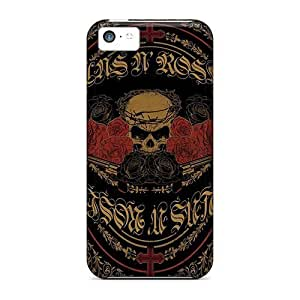 Awesome LastMemory Defender Tpu Hard Case Cover For Iphone 6 (4.5)- Guns N Roses