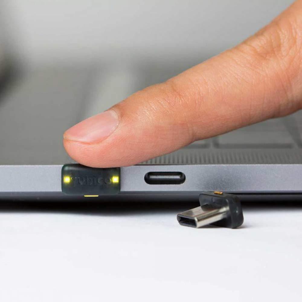 Yubico - YubiKey 5C Nano - Two Factor Authentication Security Key - USB-C by Yubico (Image #3)