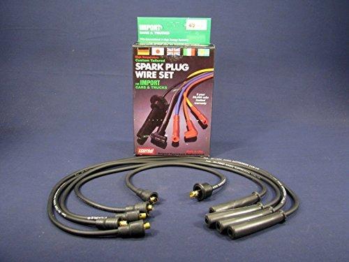 Federal Parts 4590 Spark Plug Wire Set FDW4590