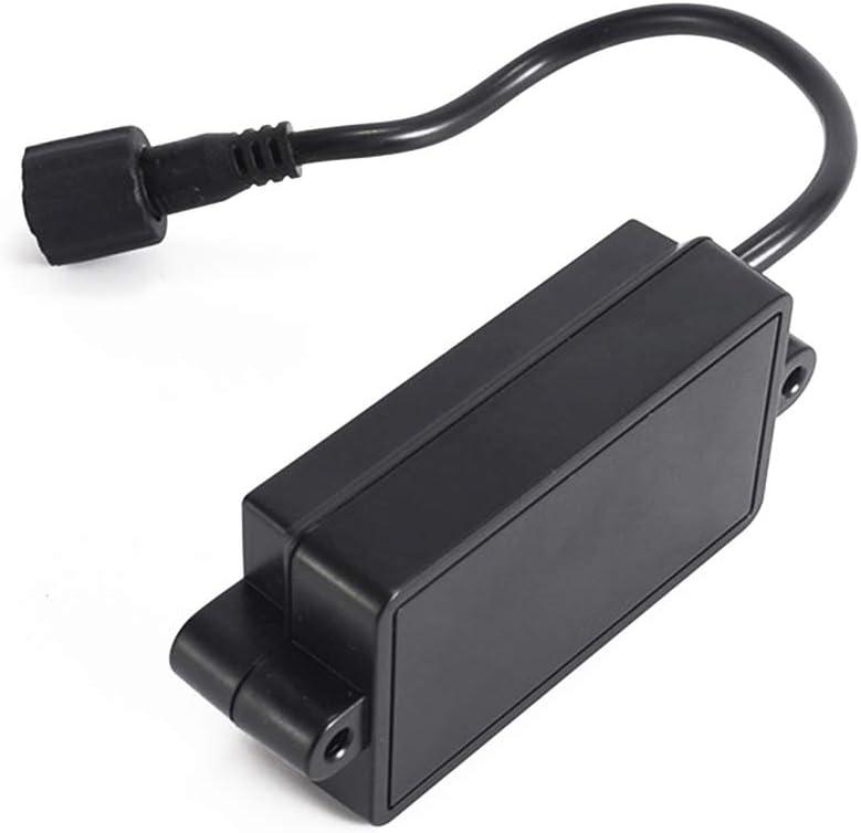Sdkmah9 silencioso M/ódulo de repuesto de sensor de un pie intermitente activado por microondas para puerta trasera el/éctrica sistema inteligente de instalaci/ón manos control del coche