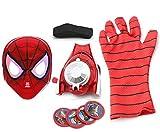 O3 Kids Toy Spider-Man Mask + Glove