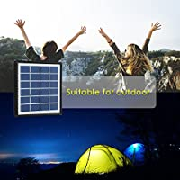 USB Solar Charger, PowerPort Solar for f...