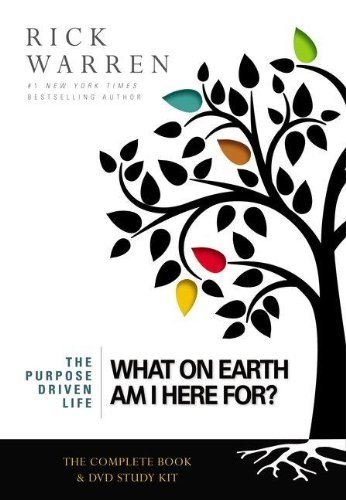 Download By Rick Warren - What On Earth Am I Here For? Curriculum Kit (The Purpose Driven Life) (Har/DVD/Pa) (12.6.2012) ebook
