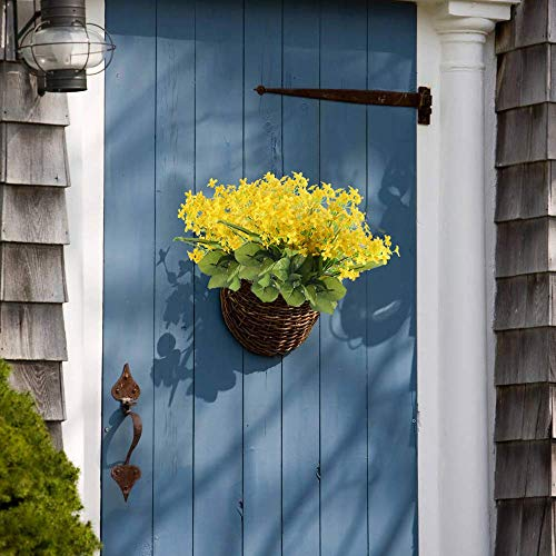 MARJON-Flowers2Pcs-Artificial-Silk-Flowers-Fake-Wisteria-Floral-Faux-Wedding-Bouquets-Table-Centerpieces-Arrangements-Decor-Wedding-Home-Kitchen-Office-Windowsill-Decorations