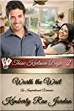 Book 2 of the Christian romance series, Those Karlsson Boys, Worth the Wait continues to follow the members of the Karlsson family and their stories of family, faith & love.    Home for his brother's wedding, Alex Karlsson meets a woman w...