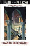 Death in the Palazzo by Edward Sklepowich front cover