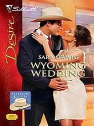 Wyoming Wedding (Stetsons & CEOs)