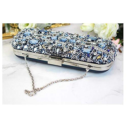 Rabbit Prom Party Meeting Bag Purse Lovely Evening Wedding Sparkly Crossbody Bridal Rhinestones With Women Handbags Annual Clutch For d7q7wg6APW