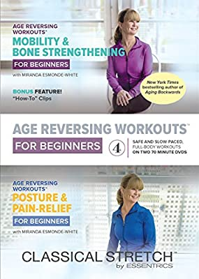 The Esmonde Technique DVDs - Gentle workouts to relieve pain