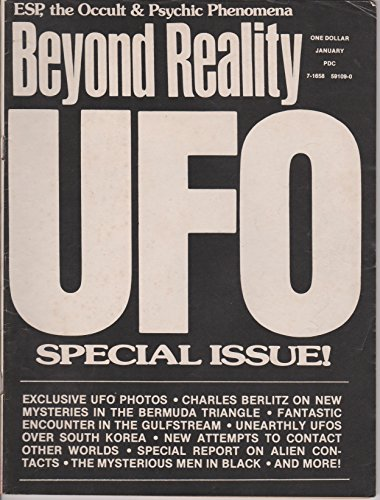 Beyond Reality: UFO Special Issue No. 18 January 1976