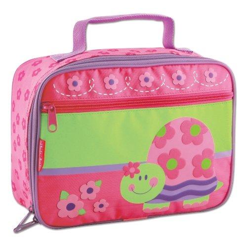 Stephen Joseph Go Go Backpack and Classic Lunchbox Set-Girl Turtle